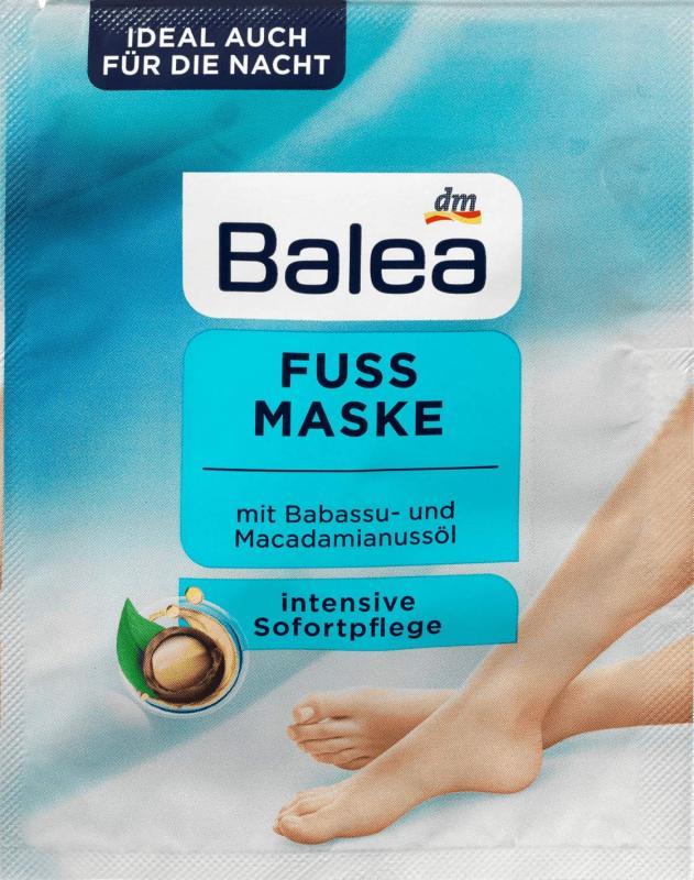 Dưỡng chân Balea 50ml [Hàng Nhập Đức]