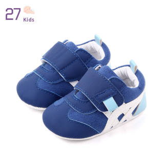 1 Đôi Giày Em Bé 27 Trẻ Em, Giày Trẻ Tập Đi Nhiều Màu Nubuck Mềm Bằng Cotton Cho Bé 3-12 Tháng Tuổi Nhé