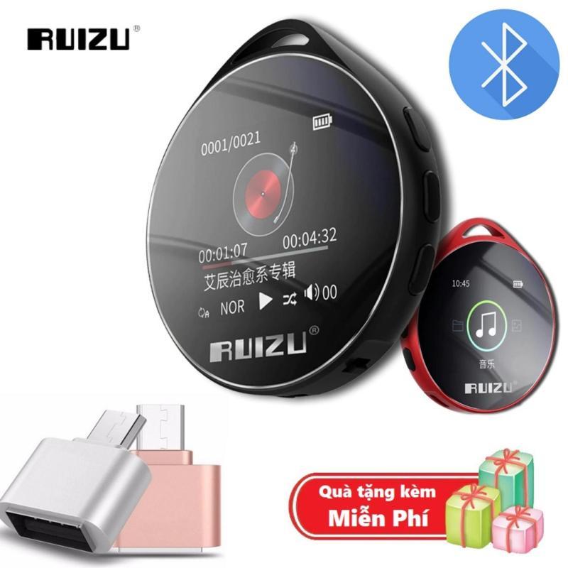 ( Quà tặng Đầu OTG cho điện thoại Android ) Máy nghe nhạc MP3 Bluetooth cao cấp Ruizu M10 - Hifi Music Player Ruizu M10 - Màn hình cảm ứng 1.8inch - Máy nghe nhạc Lossless Ruizu M10
