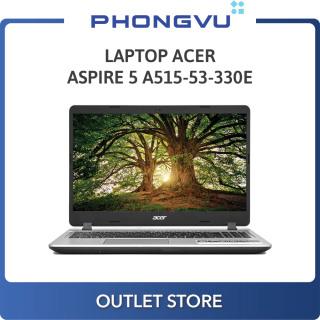 Laptop Acer Aspire 5 A515-53-330E (NX.H6CSV.001) (15.6 FHD i3-8145U 4GB 1TB HDD Linux 2.1 kg) - Laptop cũ thumbnail