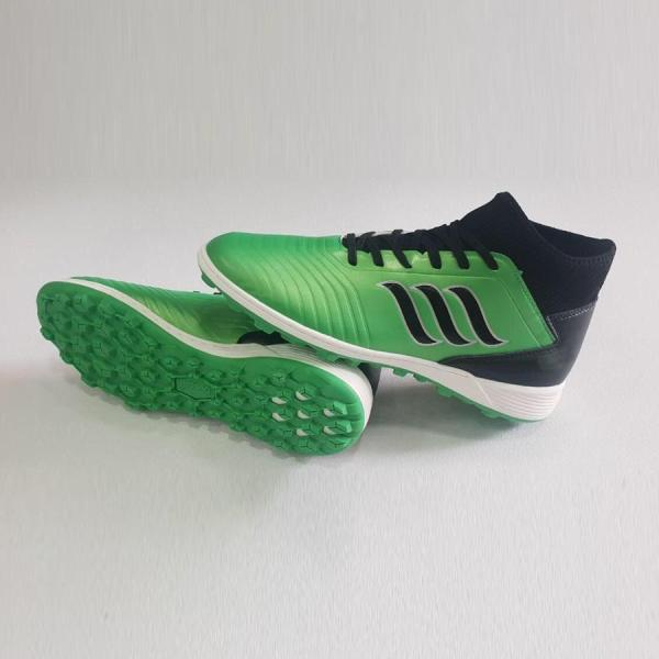 Giày đá bóng giày đá banh cổ cao sân cỏ nhân tạo TASOKI đế cao su