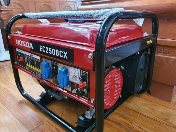 Máy phát điện Honda EC2500CX, máy phát điện chạy xăng giật nổ 2.5kw