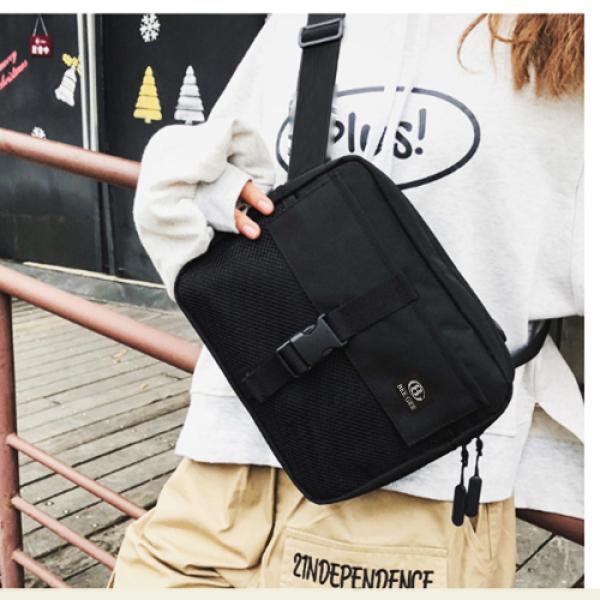 Túi đeo chéo nam nữ unisex túi messenger du lịch thời trang Hàn quốc HOT TREND 2020 Bee Gee 063