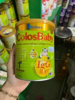 Sữa bột Colosbaby số 1+ lon 400g thumbnail