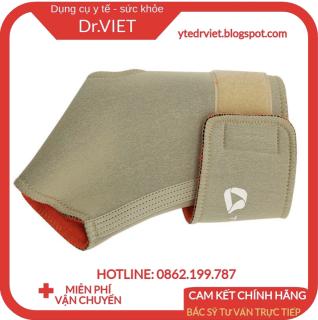 [HCM]Băng nẹp bảo vệ cổ chân mở gót Thermoskin chính hãng-THERMOSKIN ARTHRITIC ANKLE UNIVERSAL nhập khẩu Úc thumbnail