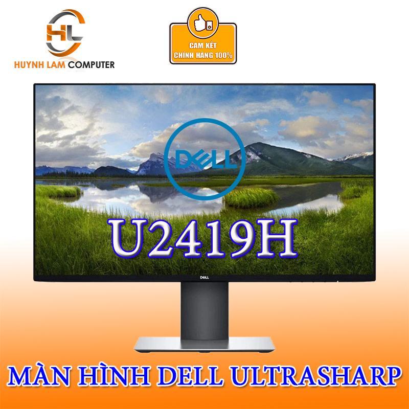 Màn Hình Máy Tính Dell 24inch Ultrasharp U2419H PSD Phân Phối