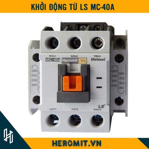 Khởi Động Từ Contactor LS MC 40A