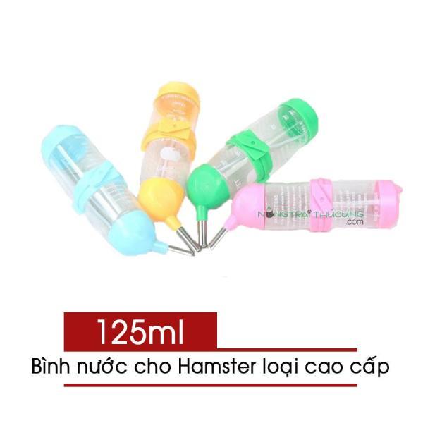 Bình Nước Bi Cho Chuột Hamster - 125ml - [Nông Trại Thú Cưng]