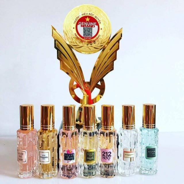 Offer Khuyến Mại Nước Hoa Chiết 4d - Nước Hoa Nam Nữ - Mùi Hương Giữ được Lâu