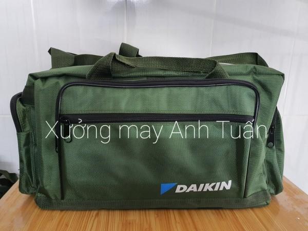 Túi đồ nghề - Daikin size đại 7 ngăn cao cấp