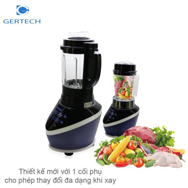 Máy làm sữa hạt bốn mùa Gertech GT-002 (made in Germany)