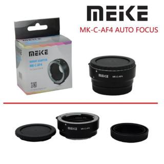 Ngàm chuyển Meike cho máy ảnh Canon EOS-M dùng lens EF thumbnail