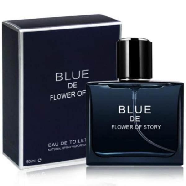 [ Super Sale ] Nước Hoa Nam Cao Cấp Blue De Flower Of Story Bản Lĩnh Phái Mạnh -WB197-B3T1 giá rẻ