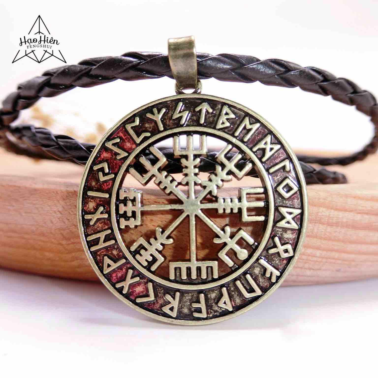 Dây Chuyền Money Amulet - Mang đến Tiền Tài Cho Chủ Nhân Của Nó - Màu Vàng đồng (CHUYÊN CUNG CẤP SỈ, LẺ) Đang Ưu Đãi