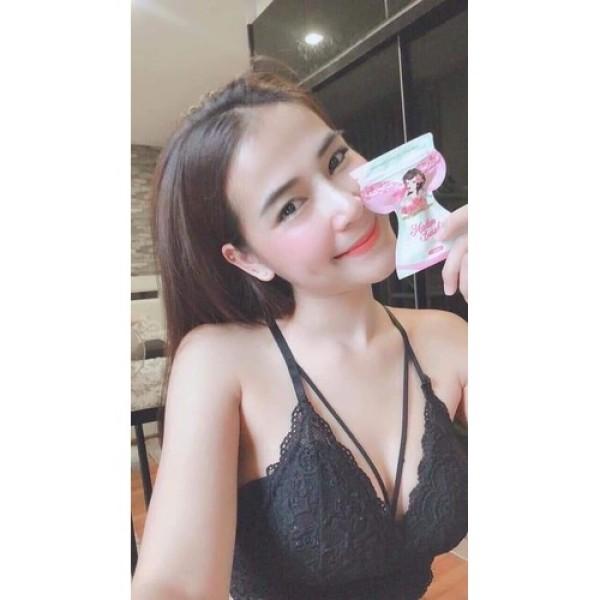 Nở ngực madam busaba Thái Lan tăng kích thước vòng 1