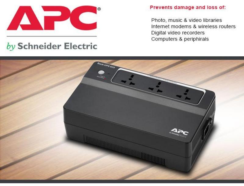 Bảng giá Bộ Lưu Điện UPS APC 625VA  BX625CI-MS - Like New - Có ắc quy Phong Vũ