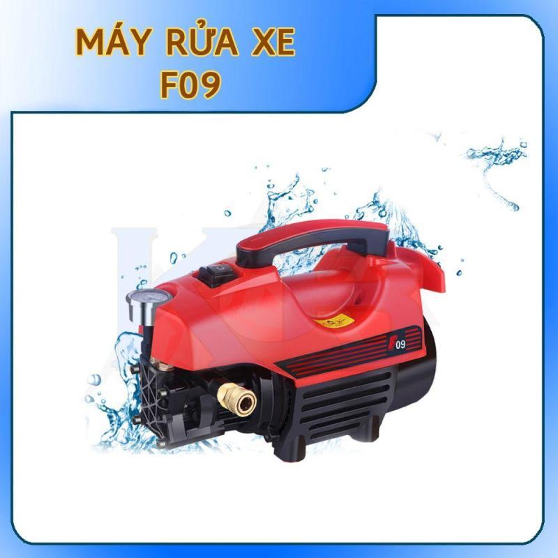 [Xả hàng đón tết] Máy rửa xe gia đình Sakura-V119, Máy rửa xe sử dụng mô tơ từ khi sử dụng cực kỳ tiết kiệm nước, áp lực cao giúp xịt rửa bay mọi vết bẩn cứng đầu một cách nhanh chóng