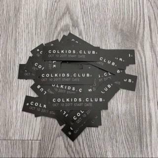 Bộ full TAG CARD CND colkids.club (3 TẤM CARD + GIẤY THƠM) 6