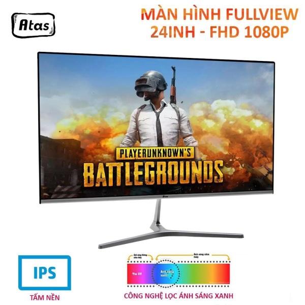 Giá [Có video] Màn Hình Gaming ATAS MD240-A 24 Inch - Full HD 1080P – Tấm Nền IPS – Tần Số 75Hz