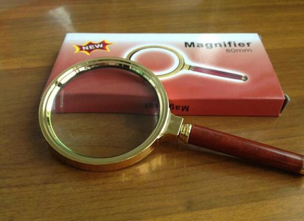 Kính Lúp Magnifier 80mm (TD)