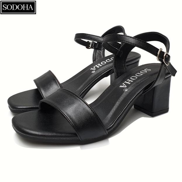 Giày nữ , giày cao gót nữ , giày nữ công sở SODOHA SDH6616 giá rẻ
