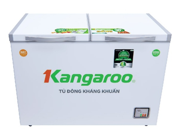 Tủ đông Kangaroo 2 chế độ Inverter KG400IC2 400 lít