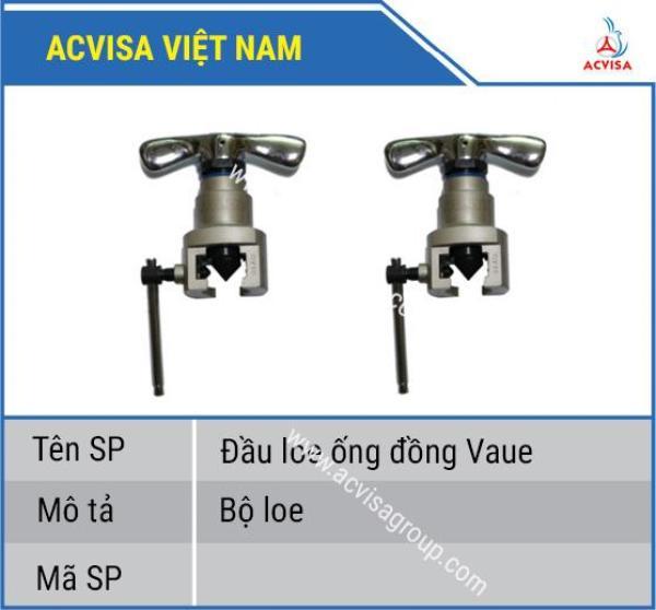 Đầu Loe Ống Đồng VALUE