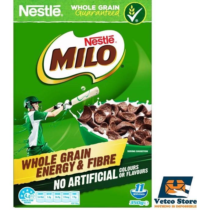 Ngũ Cốc Nestle Milo Cereal 350gr Giá Quá Tốt Phải Mua Ngay