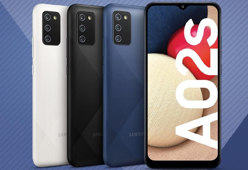 ĐTDĐ Samsung Galaxy A02s( 4Gb-64Gb )-Hãng phân phối chính thức