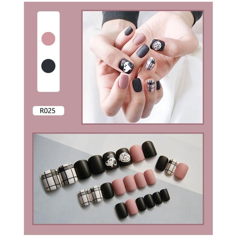 Móng tay giả đẹp làm nail 💖kèm keo💖 / R021-040/ giá rẻ