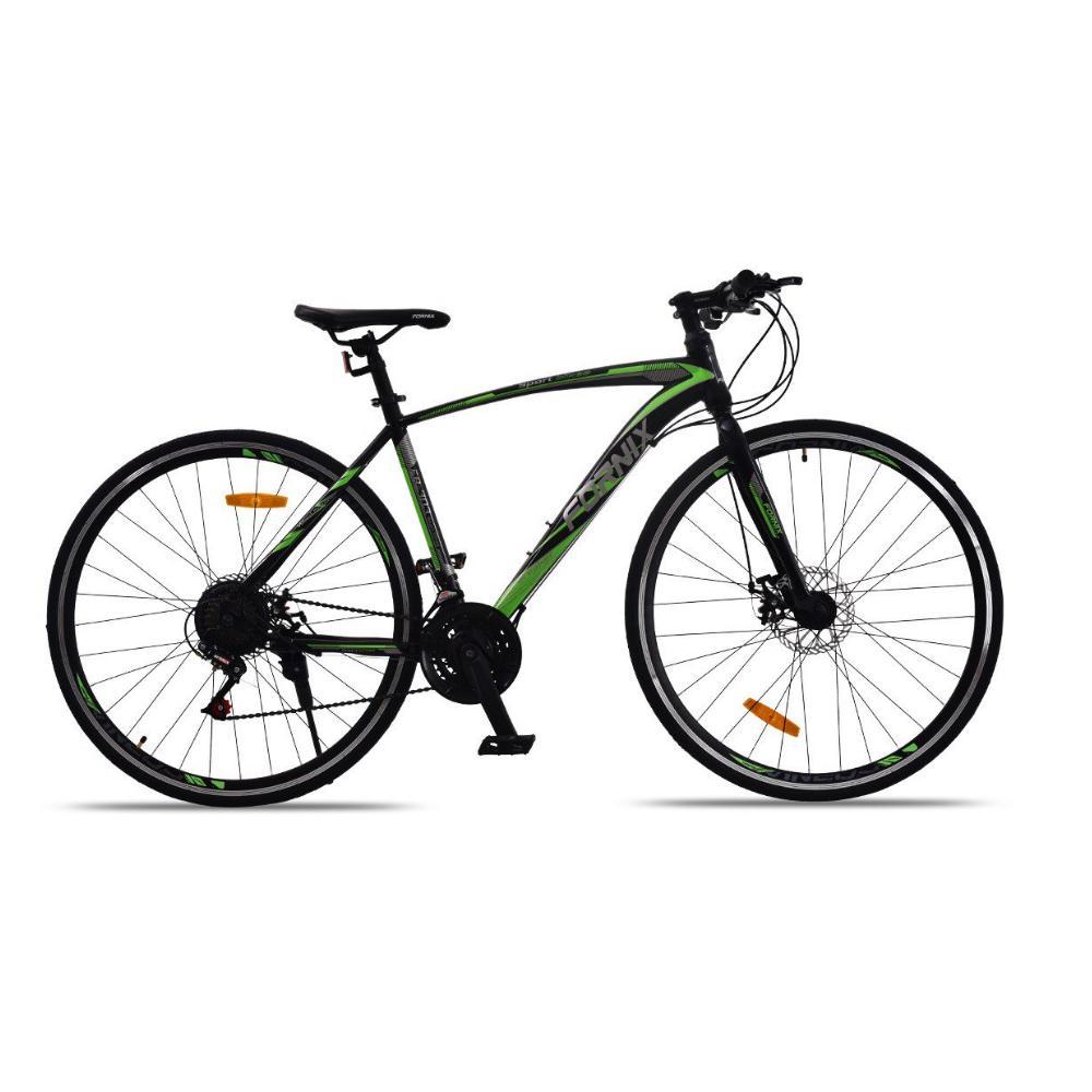Mua Xe đạp đường trường FR303 màu xanh lá đen tự nhiên