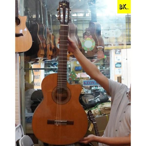 Đàn guitar classic C400 - Đàn guitar Việt Nam chất lượng cao - Guitar BK - GUITAR của người Việt