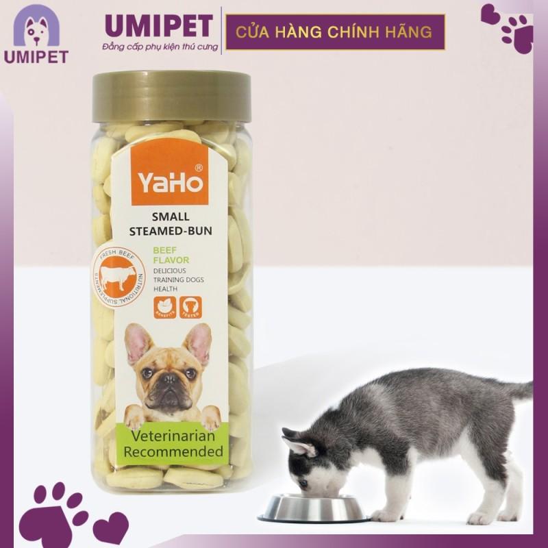 Bánh quy thưởng YAHO cho Chó UMIPET - Bánh thưởng cao cấp cho thú cưng