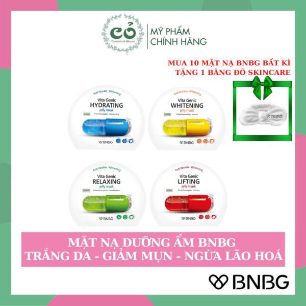 Mặt nạ Bnbg Vita Genic Jelly Mask nhập khẩu