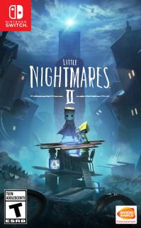 Đĩa game Nintendo Switch LITTLE NIGHTMARES II thumbnail