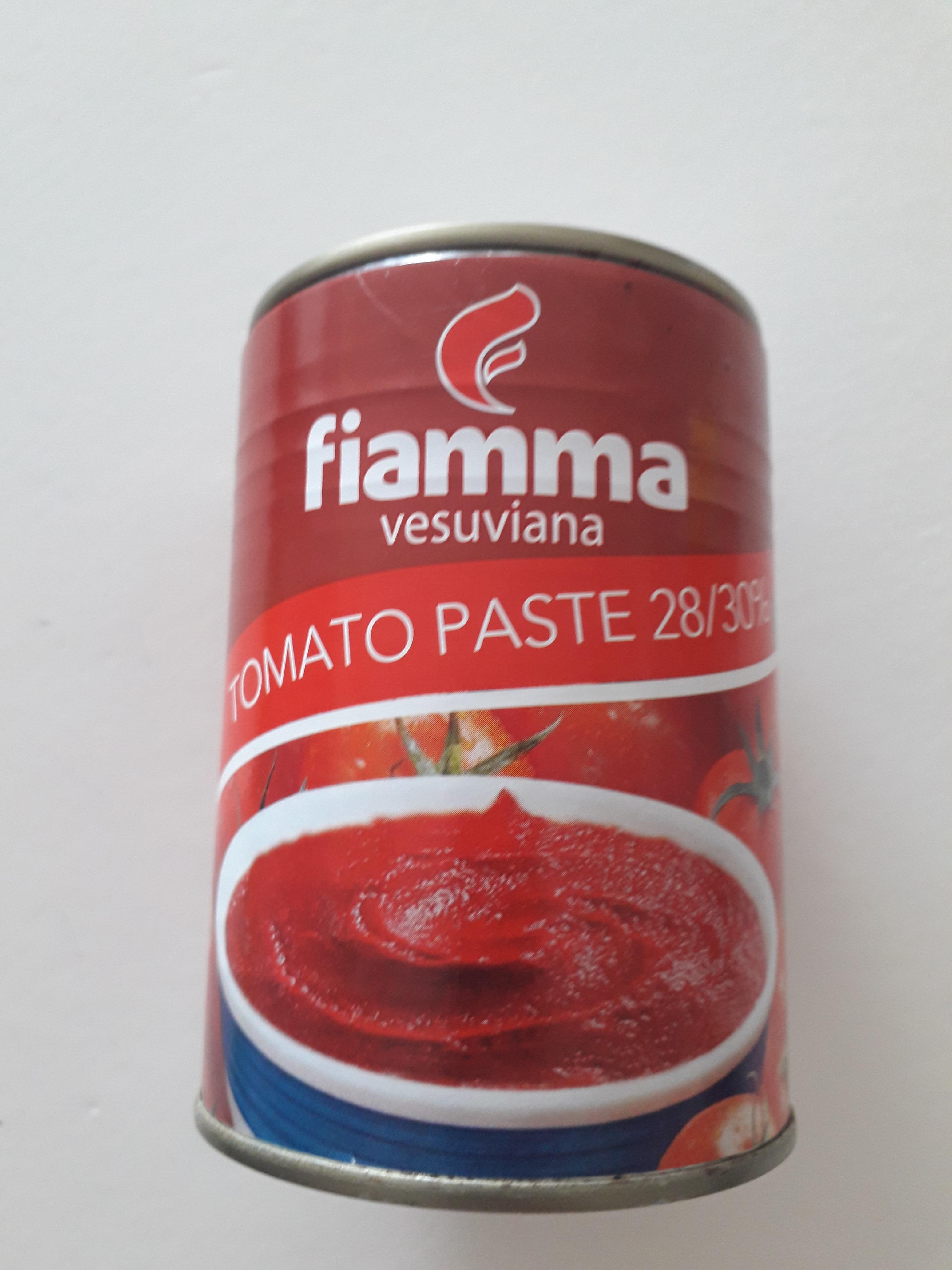 Cà chua xay nhuyễn Fiamma 400g