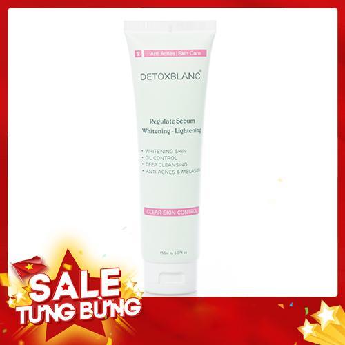 Sữa rửa mặt Detox BlanC Clear Skin Control (150ml) tốt nhất