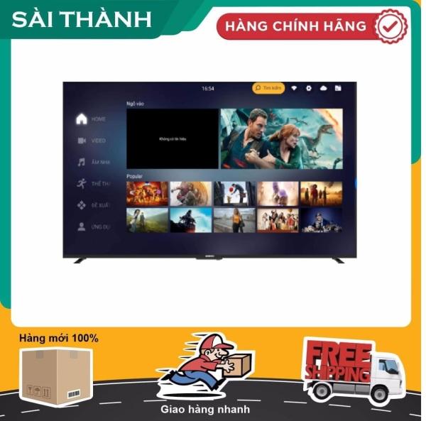 """Bảng giá Smart TV iSLIM 4K 75"""" – 75UV10 - Điện Máy Sài Thành"""