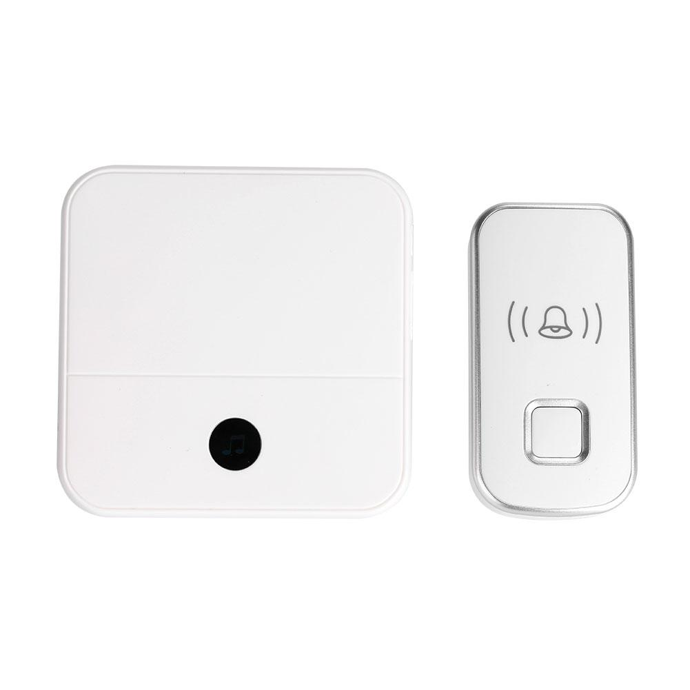 52 Songs WIFI Doorbell Alarm Wireless Doorbell Outbuildings Shed Garage Smart Auto Scure Home Security Alarm