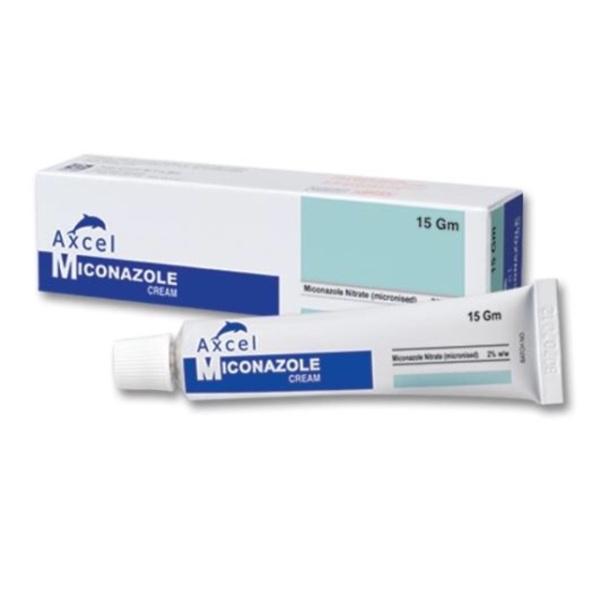 SẢN PHẨM AXCEL MICONAZOLE 15G