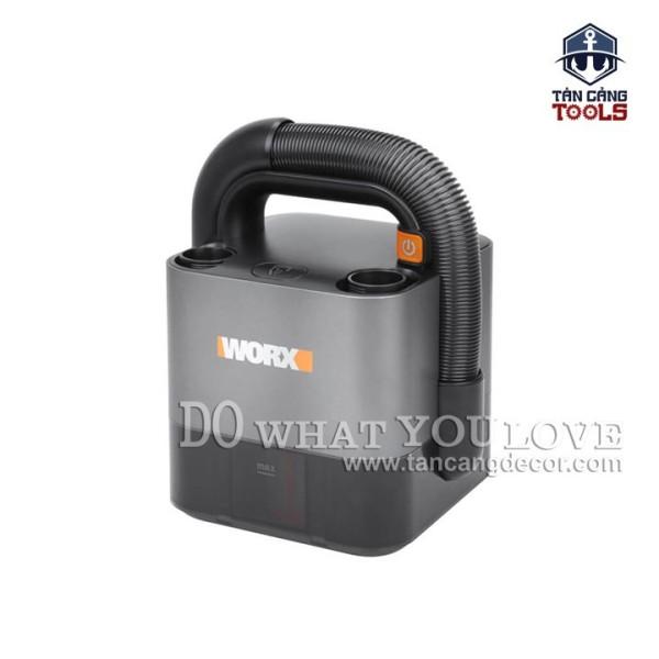 Body Máy Hút Bụi Mini Worx WX030.9 20V