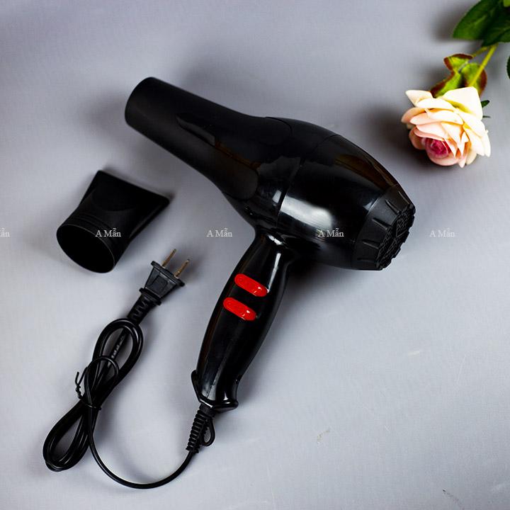 [HOT] Máy Sấy Tóc công suất cao 1800W - 2500W, Máy Sấy Tóc 2 chế độ Nóng Lạnh, Máy Sấy tóc chuyên dụng, Giá Rẻ
