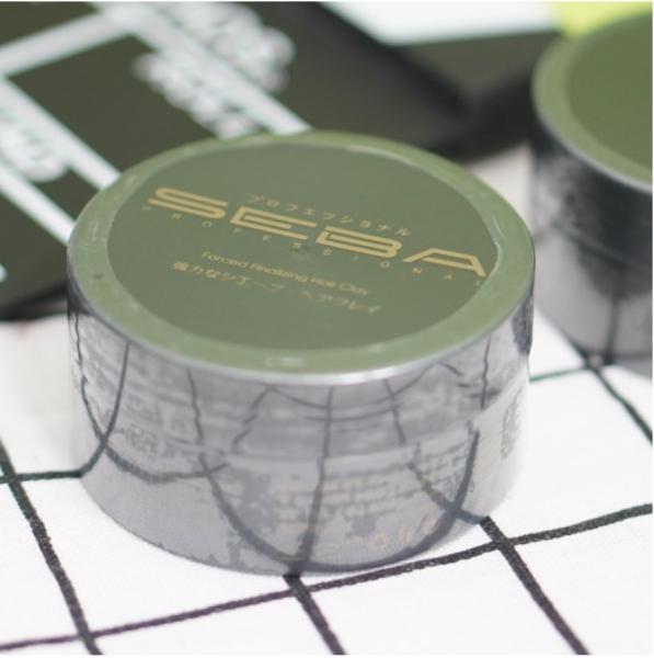 SÁP VUỐT TÓC NAM SEBA chính hãng JAPAN Giữ Nếp Cực Lâu ( Dùng 10-12T) Có Khắc Laser Check Chính Hãng / keo xịt tóc/ wax giá rẻ