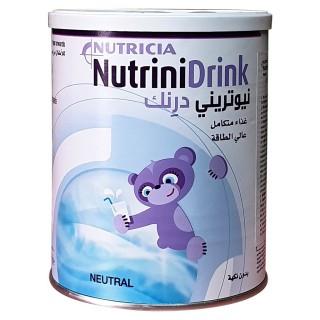 Sữa NutriniDrink Vị Trung Tính Hộp 400gr [ Date 01 2021 ] thumbnail