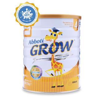SỮA GROW ABBOT SỐ 4 - 900g thumbnail