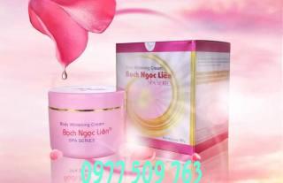 Kem dưỡng trắng body Bạch Ngọc Liên series spa - hồng 80gr thumbnail