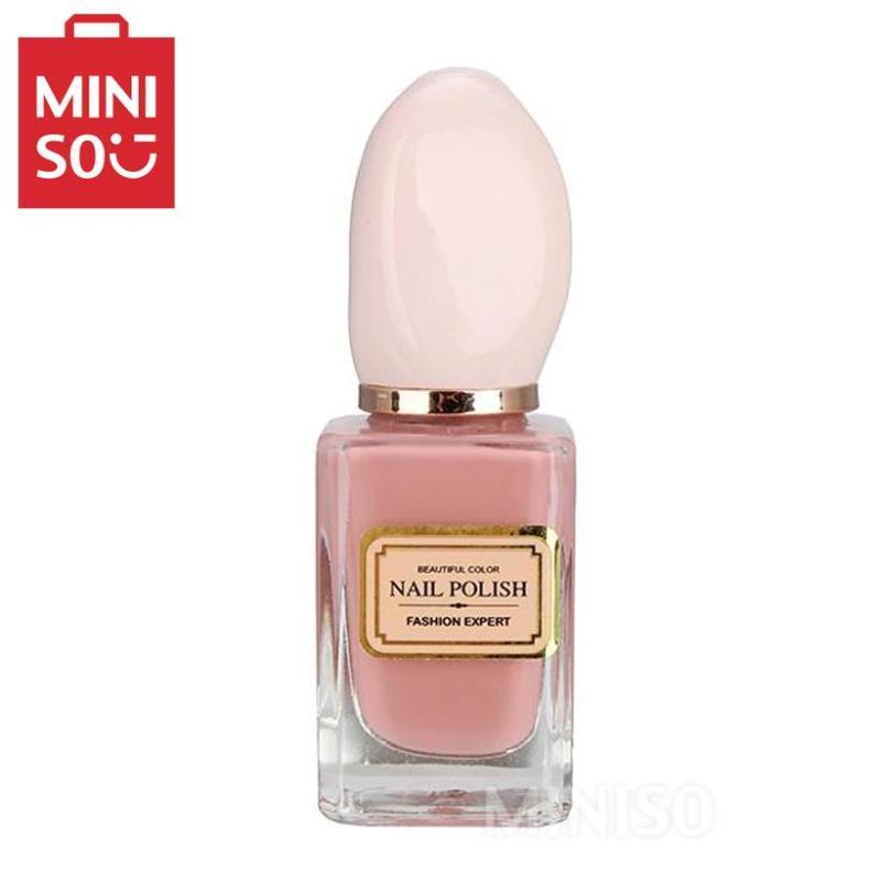 Sơn móng tay Miniso (Màu nâu sáng)