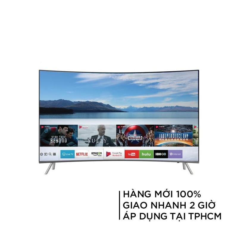 Smart Tivi Samsung 4K 50 inch UA50RU7100 Mẫu 2019 chính hãng