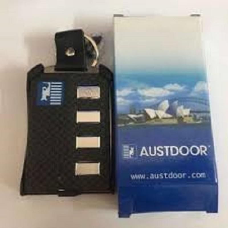 Nút bấm tường không dây Austdoor - Có hướng dẫn cài đặt và sử dụng dễ dàng