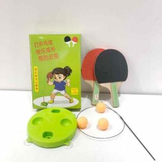 Bóng bàn luyện phản xạ - Bộ đồ chơi bóng phản xạ - Dụng cụ tập đánh bóng bàn cho mọi lứa tuổi thumbnail